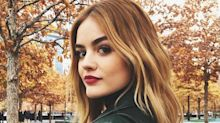 Lucy Hale, Hair Color Chameleon: See Every Shade She's Rocked