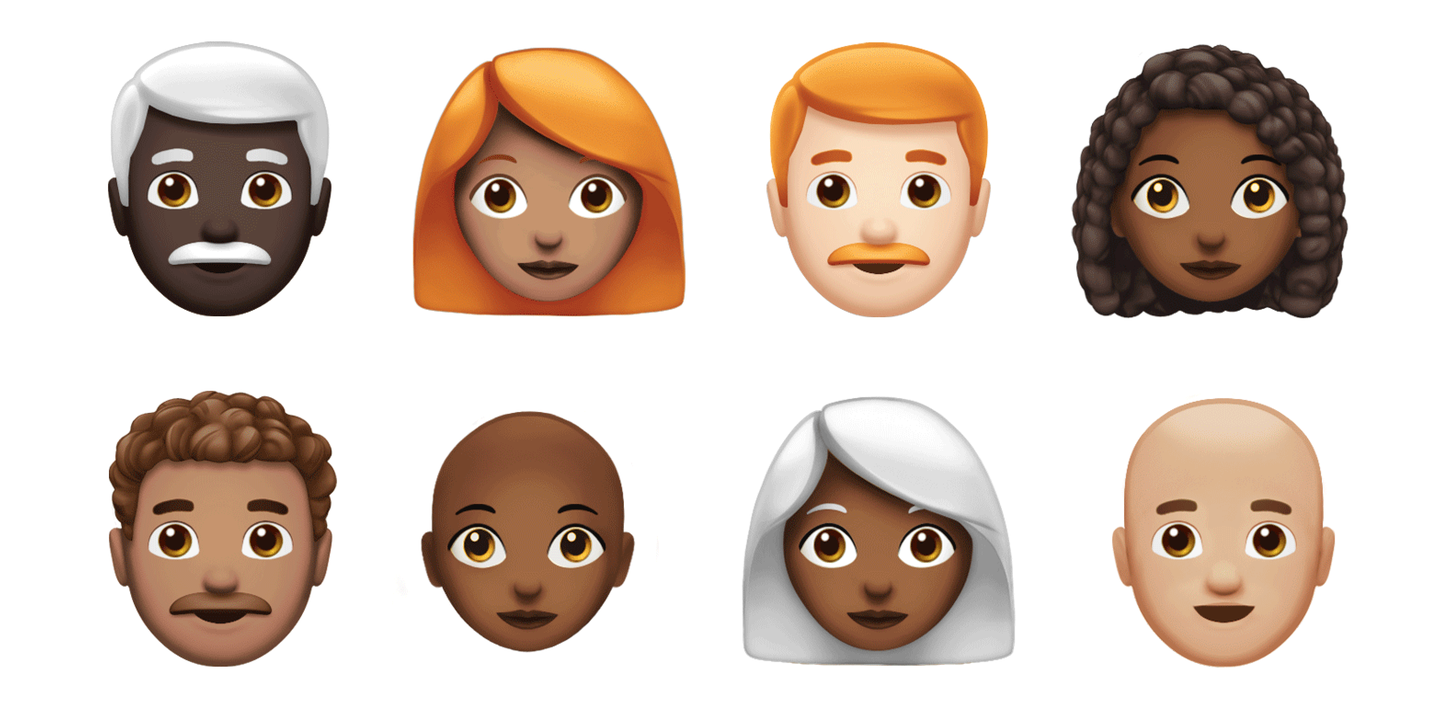 Apple Is Finally Giving Redheads the Emoji Representation They Deserve