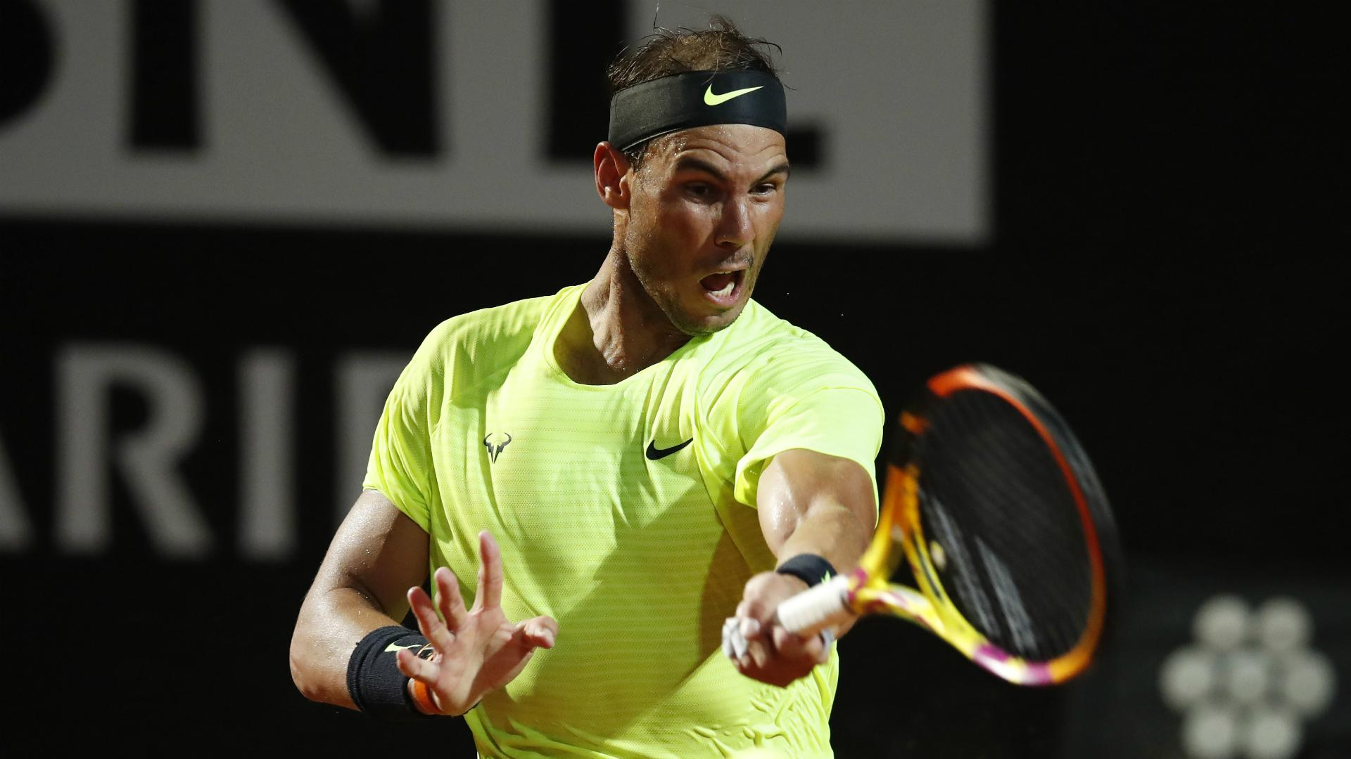 Nadal Suffers Shock Rome Quarter Final Exit Schwartzman Beats King Of Clay