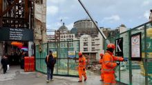 Builder Skanska first-quarter profit jumps, lowers market outlook due to pandemic