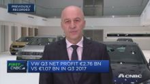 Volkswagen delivered 10.8 million vehicles in 2018, eyes world no.1 spot