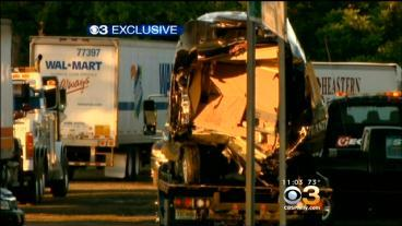 Driver Charged In NJ Crash That Critically Injured Actor Tracy Morgan