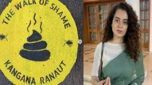 Sushant Case: Kangana Ranaut gets trolled again By hate slogans