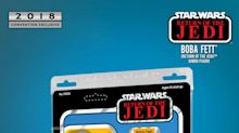 Here's the supersized Boba Fett action figure of your dreams (exclusive)