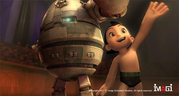 Astro Boy movie adaptation coming to Wii, DS, PSP, PS2