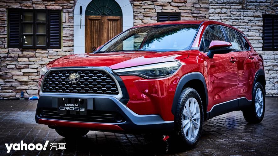 展現「武林盟主」氣勢的國產跨界新王者!2021 Toyota全新Corolla Cross正式發表! - 2
