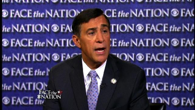 Issa with Benghazi details from whistle-blowers: Talking points a