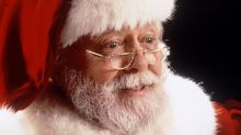 Richard Attenborough voted UK's favourite film Santa Claus, survey reveals