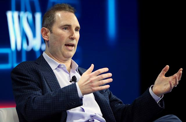 Amazon's new CEO plans to 'hang in there' on game development