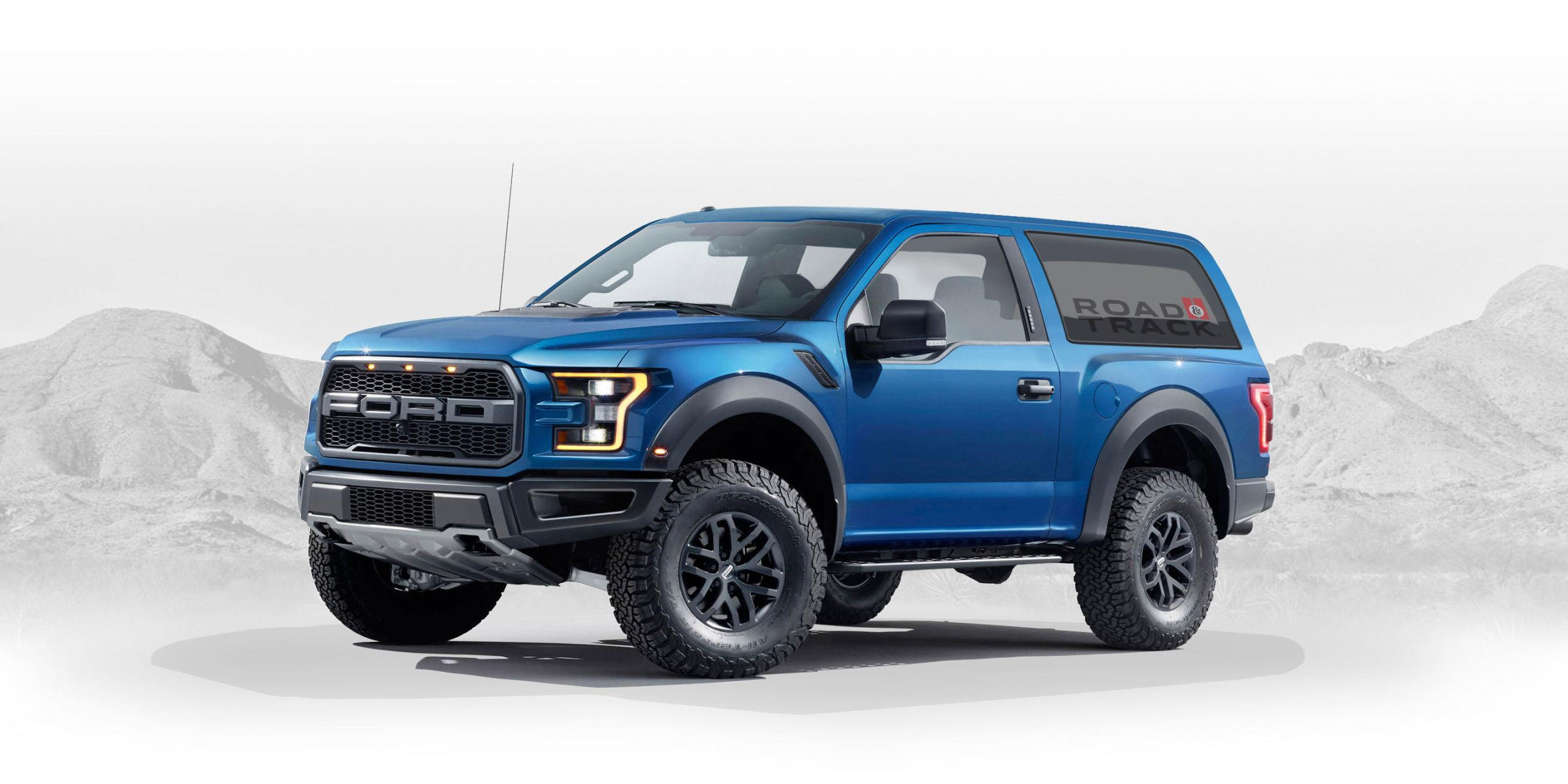 2016 Ford Bronco >> Confirmed The New Ford Bronco Is Coming For 2020