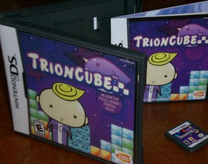 DS Fanboy review: Trioncube