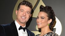 Judge Denies Robin Thicke's Request for Unsupervised Visitation As Source Says 'He Wants to Show He Is a Responsible Dad'