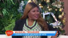 Marcia Hines reflects on her career