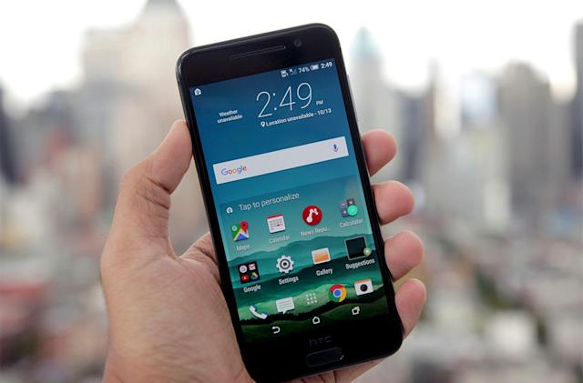 HTC is trying to flip its fortunes with the flagship One A9