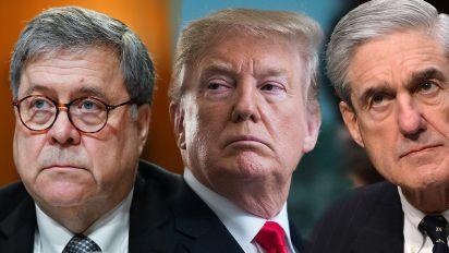 Attorney general releases redacted Mueller report