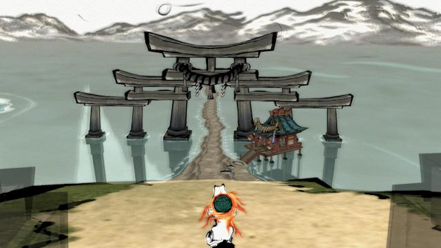 'Okami HD' on the Switch is an imperfect classic