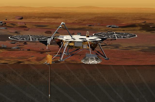 NASA sidelines its next Mars Rover mission indefinitely