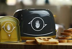 Bungie begins selling its official Destiny toaster
