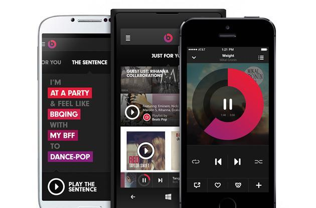 Beats Music update lets you subscribe from inside the iOS app