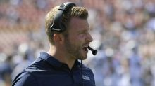 An NFL Films exchange between Sean McVay and Aaron Donald said a lot about McVay
