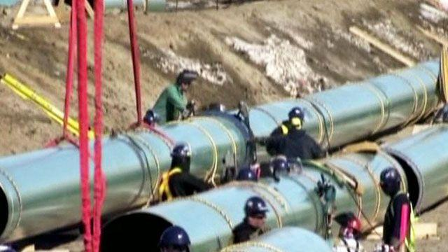 House panel to take up Keystone Pipeline legislation