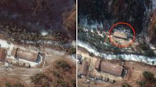 Satellite reveals curious change at North Korean 'nuclear weapons site'