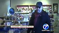 More details on accused pharmacy robber.