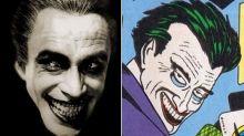 Gestatten: Die unheimliche Inspiration für Batmans Joker