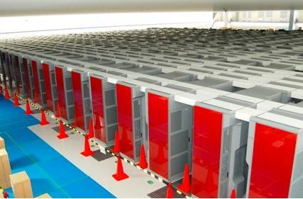Fujitsu's 10.51 petaflop K supercomputer is fastest in the world