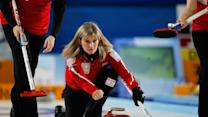 "Erika Brown represents ""The First Family of Curling"" in Sochi"