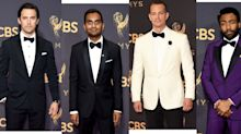The Best Dressed Men Of The 2017 Emmy Awards