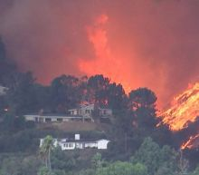 Town in Agoura Hills, California, burned to the ground after Woolsey wildfire