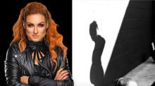 WWW Star Becky Lynch Gives First Glimpse of Her Baby Bump in Shadow Picture