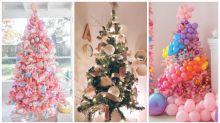 Diese extravaganten Weihnachtsbäume musst du dir einfach ansehen!