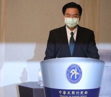 U.S. health chief, visiting Taiwan, attacks China's pandemic response
