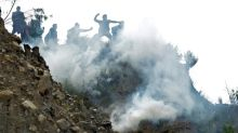 Bolivian coca farmers clash with police over output curb