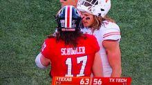 Tracking Arizona transfers: Brenden's Texas outlasts Colin's Texas Tech in wild Schooler Bowl