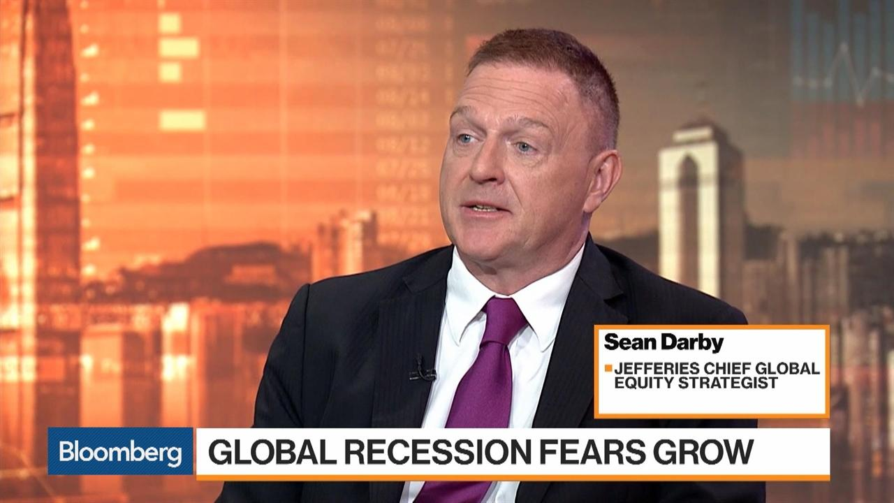 Markets Can't Seem to Get Out of This 'Doom Loop,' Says Jefferies's Darby
