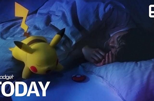 'Pokémon Go' gamified walking, so now 'Pokémon Sleep' scores your naps