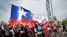 Cronología del estallido social en Chile