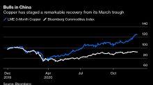 Goldman's Metal Bull Has Tunnel Vision