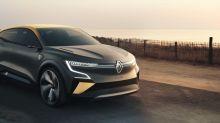 Renault Mégane eVision: l'anti-VW ID.3