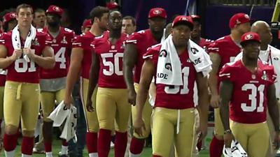 49ers Cool and Calm During Super Bowl Media Day