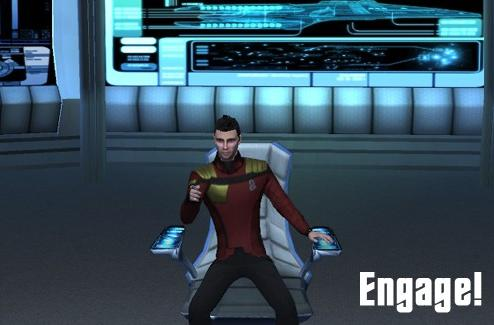 Captain's Log: Setting a course for the future