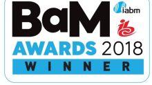 Limelight Networks Wins IABM BaM™ Award for Breakthrough Realtime Streaming Service