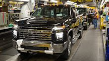 General Motors' Plan to Boost Pickup Production Hits a Snag: Not Enough Parts