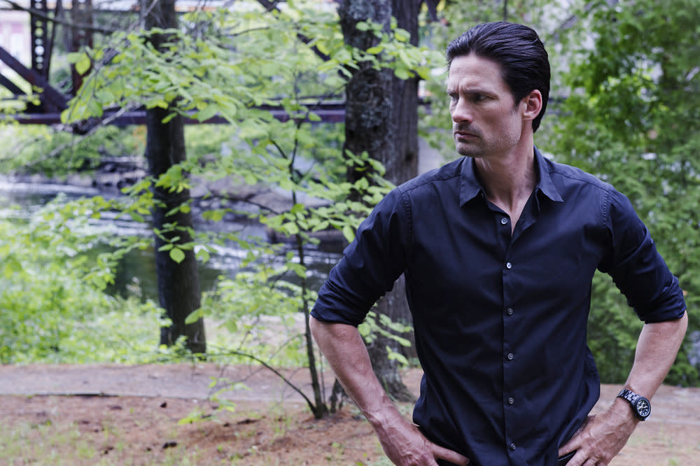 Eyewitness Star Warren Christie Says Fans Are Going To Hate Ryan