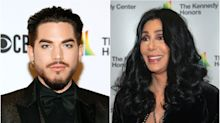 Watch Adam Lambert Move Cher To Tears With Riveting 'Believe' Cover