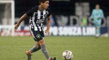 Por cartões, Barrandeguy desfalca Botafogo contra Flu e Palmeiras