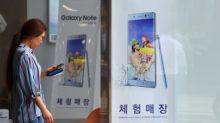 Samsung anuncia un beneficio récord y se encamina a superar a Apple